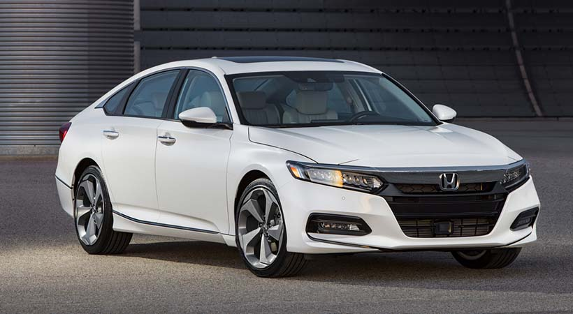 Video Honda Accord 2018
