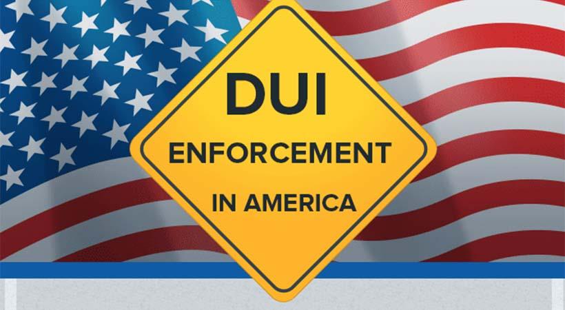 Top estados con leyes contra el DUI