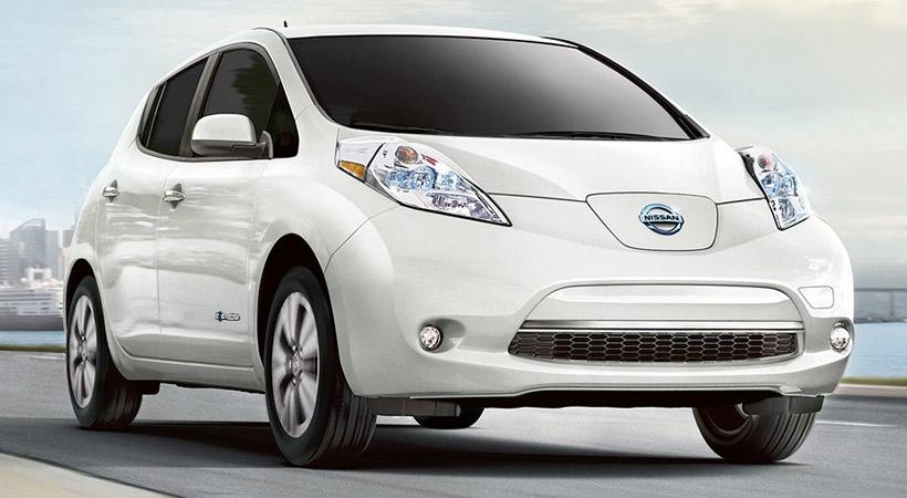 Autos eléctricos más baratos 2017