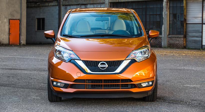 Precio Nissan Versa Note 2018