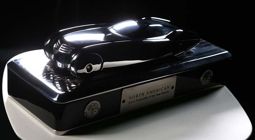 North American Car of the Year Trophy