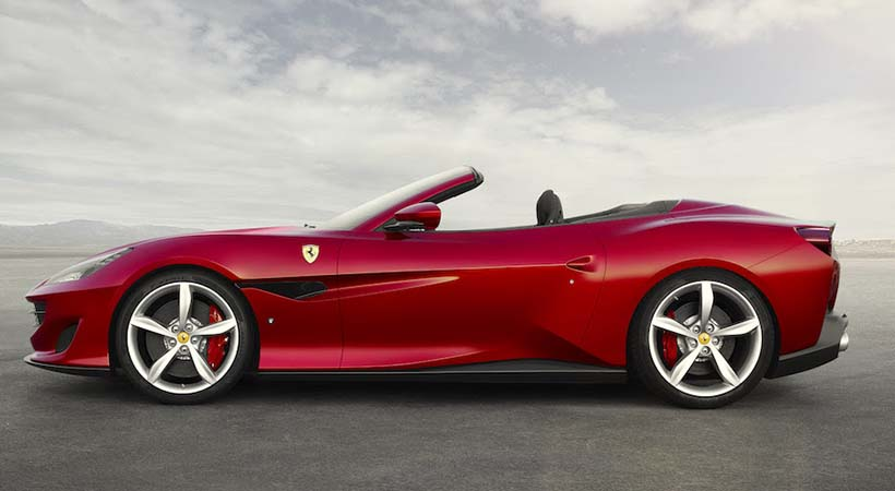 Video Ferrari Portofino 2018
