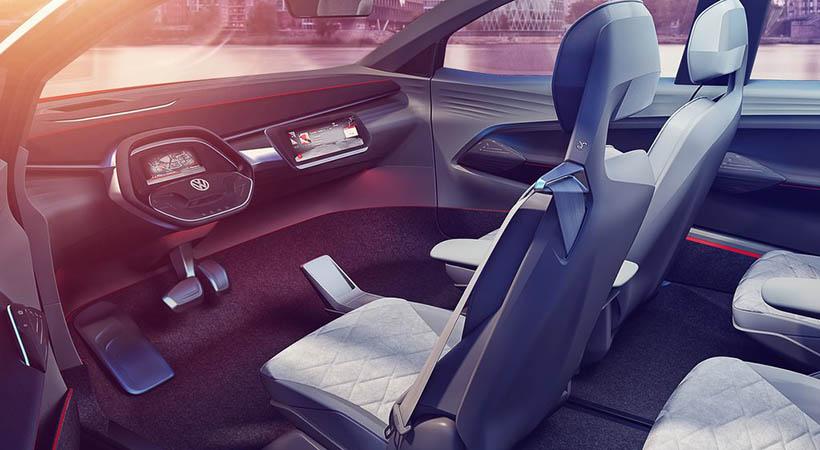 Volkswagen I.D. Crozz, Auto Show de Frankfurt 2017