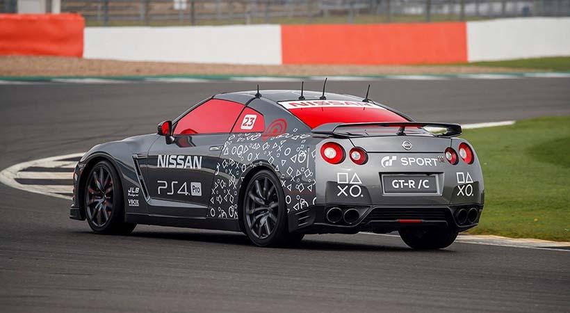 Nissan GT-R C