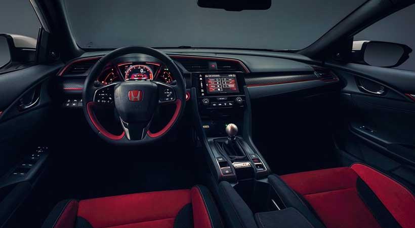 Honda Civic Type R 2017, Honda Civic Type R 2017 video, Honda Civic Type R 2017 características y prueba de manejo