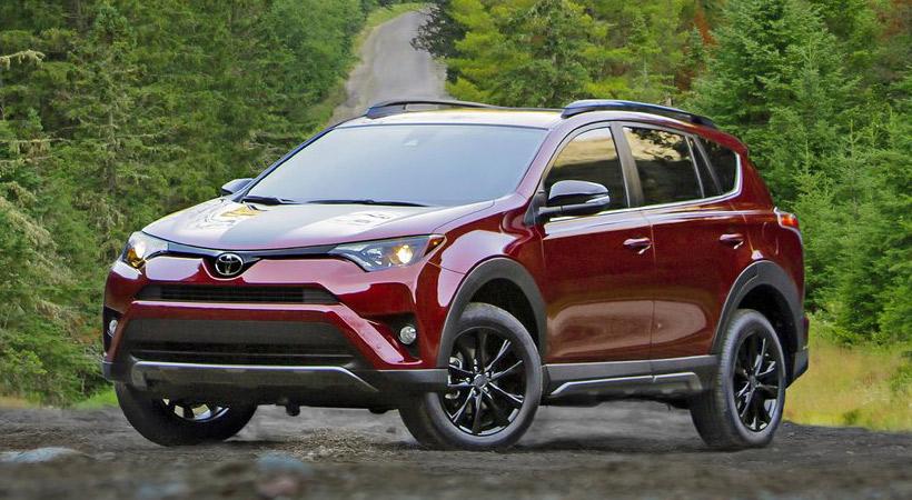 Autos más vendidos septiembre 2017: Toyota RAV4