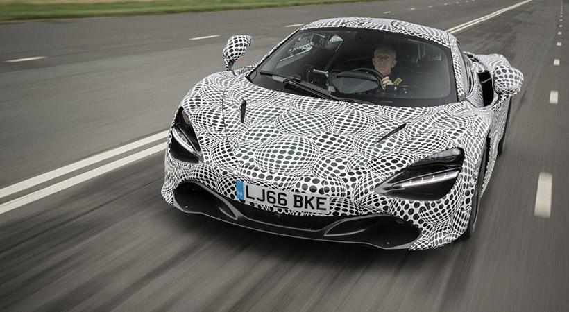 McLaren BP23 Prototipo