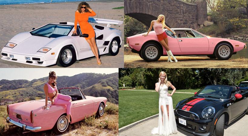 Top 10 autos de las Playmates