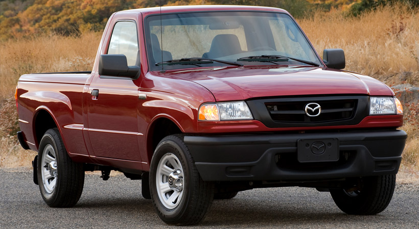 En los inicios de la historia de Mazda figuraron algunos autos de trabajo