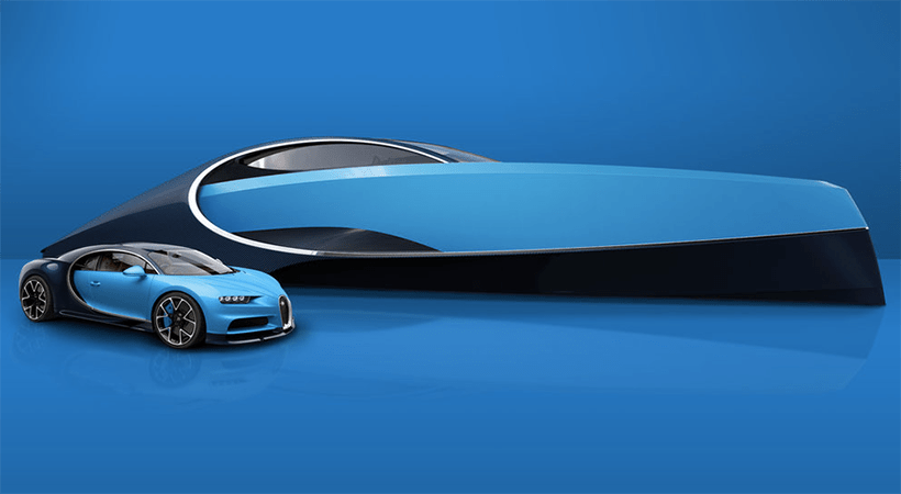 Top marcas que además de coches han diseñado yates