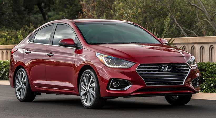 Hyundai Accent Limited 2018, precio y video, Hyundai Accent Limited 2018 características,