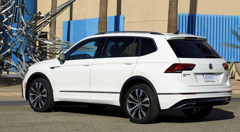 Volkswagen Tiguan R-Line 2018, Volkswagen Tiguan R-Line 2018 precios, versiones y fotos, Volkswagen Tiguan 2018 R-Line en Estados Unidos