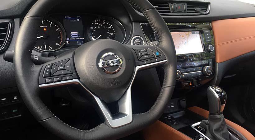Nissan Rogue 2018 con ProPilot Assist