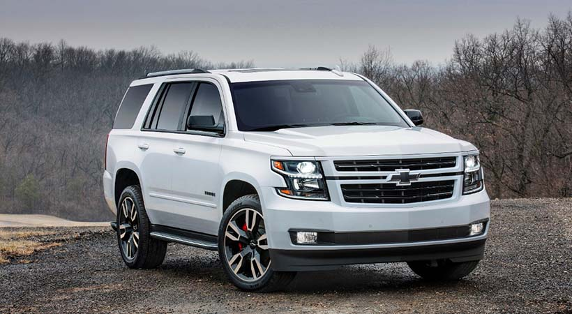 Test Drive Chevrolet Tahoe PPV 2018