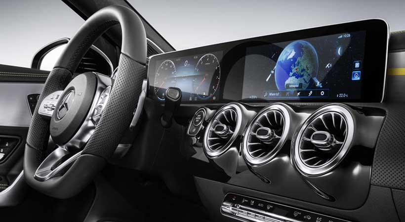 Mercedes-Benz Use Experience, MBUX, CES 2018, novedades del CES 2018, Mercedes-Benz,