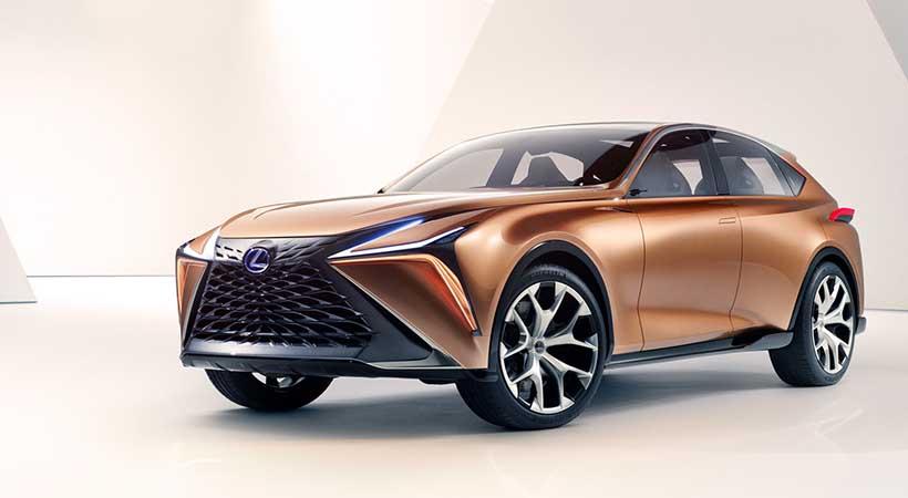 Video Lexus LF-1 Limitless Concept, Auto Show Detroit 2018, NAIAS 2018, Lexus