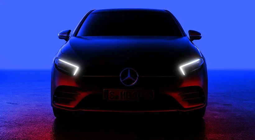 Debut Global Mercedes-Benz A Class