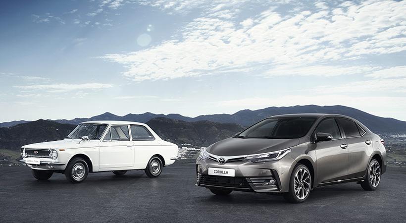 Auto y SUV más vendidos del mundo