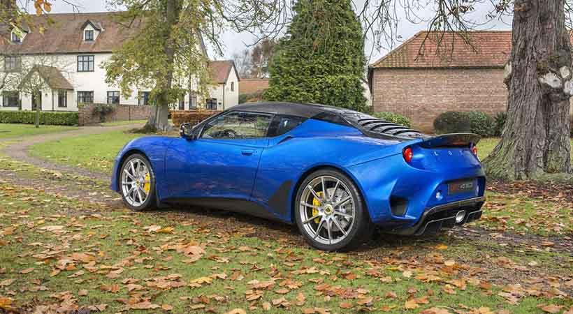 Lotus Evora GT410 Sport, del Lotus Evora Sport 410, Lotus, mejores autos Lotus