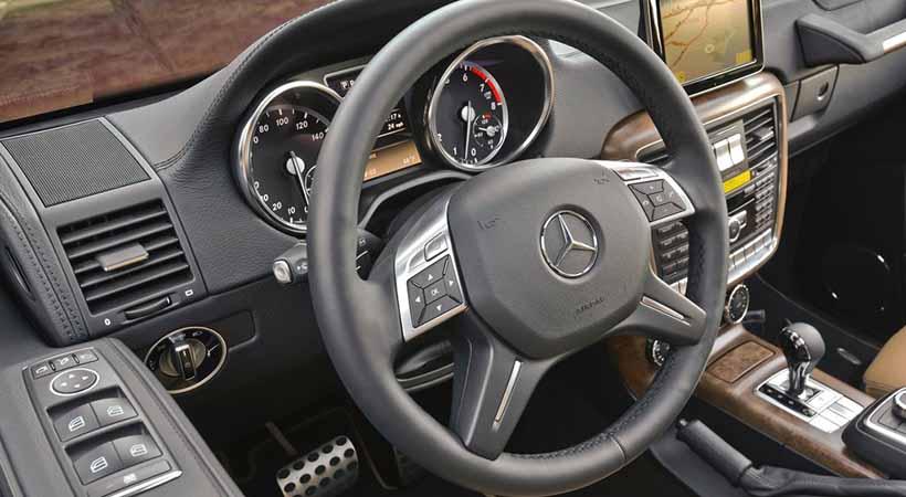 Mercedes-Benz G 550 2018, Mercedes-Benz G 550 2018 precio, Mercedes-Benz G 550 2018 video y características