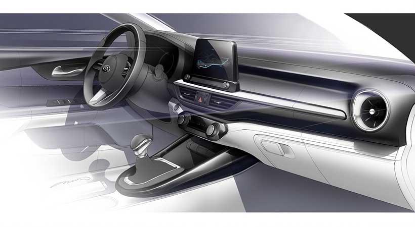 Nuevo KIA Forte, Auto Show de Detroit 2018, sedanes compactos