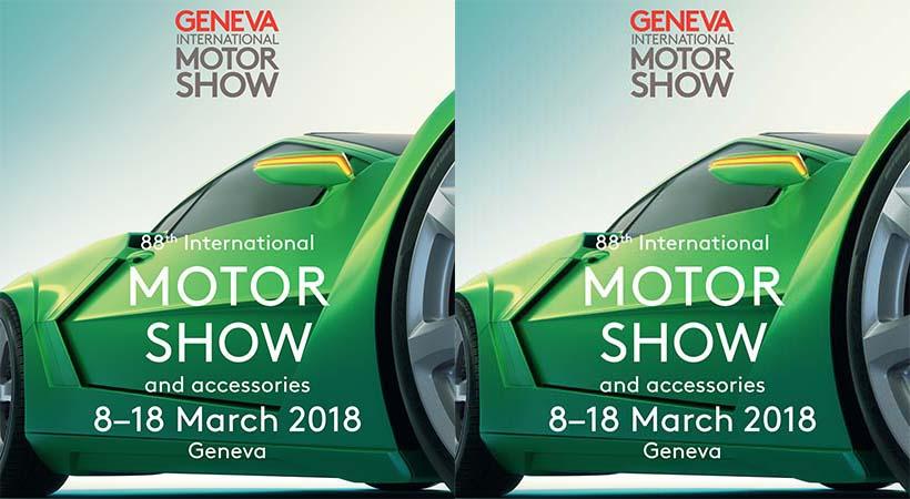Auto Show Ginebra 2018