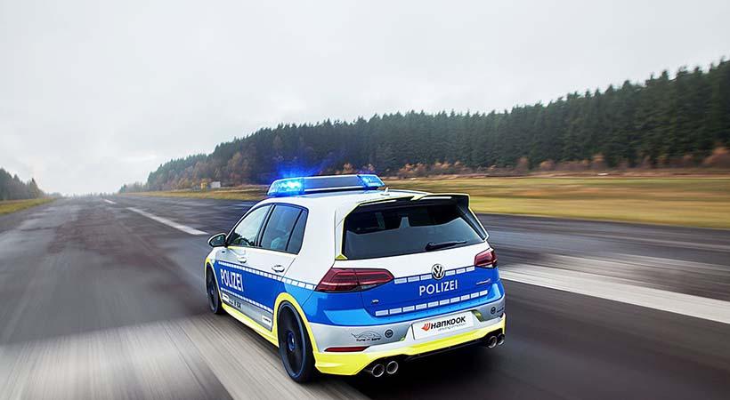 Polizei Golf, Oettinger Golf, Tune it! Safe!, Hankook
