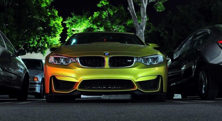 auta v noci