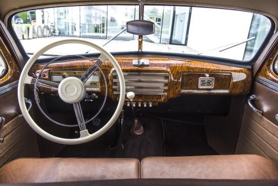 Škoda Superb 1948