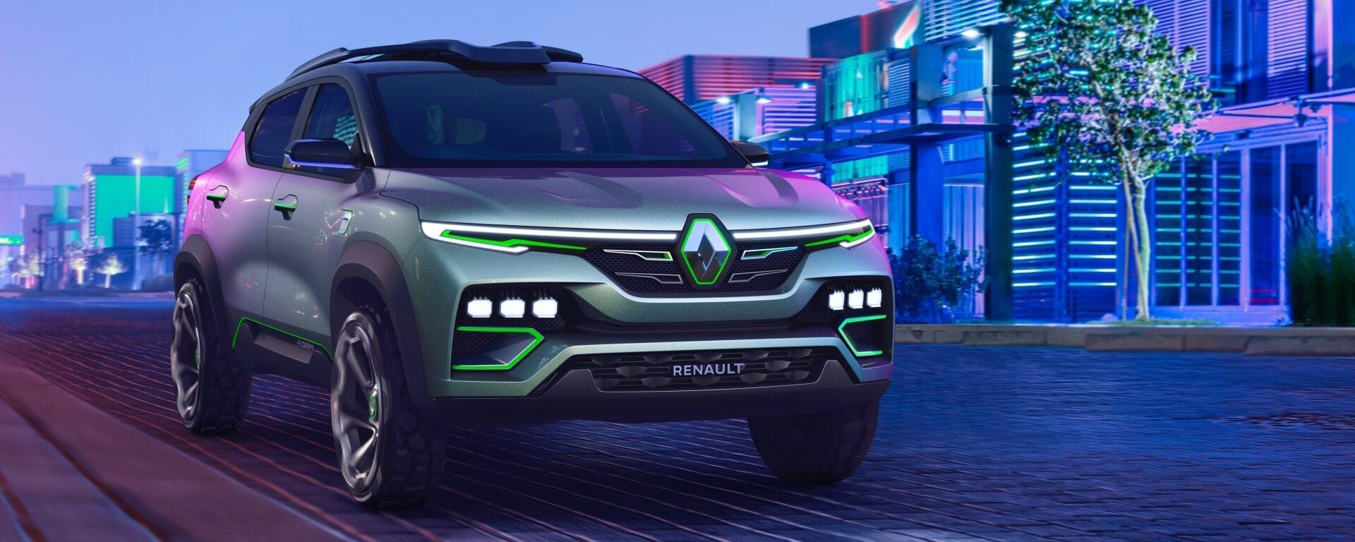 Renault Kinger