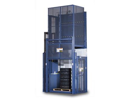 autoquip hydraulic freightlite vrc