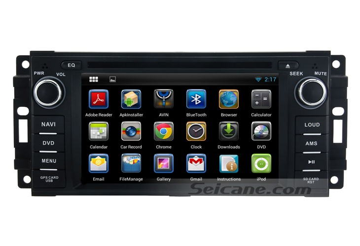 How To Remove A Radio In 2008 2009 2010 Jeep Commander For