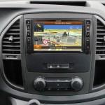 Le système multimédia pour Mercedes