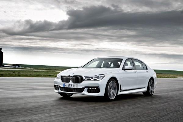 BMW 7 series - цена, характеристики и фото, описание ...