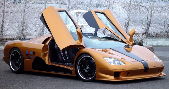 SSC Ultimate Aero 1