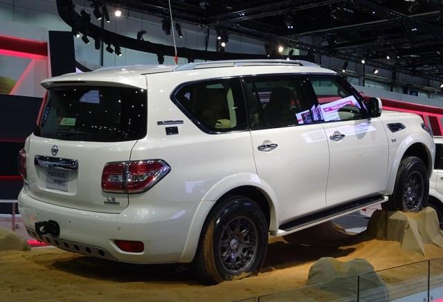2016 Nissan Patrol 4