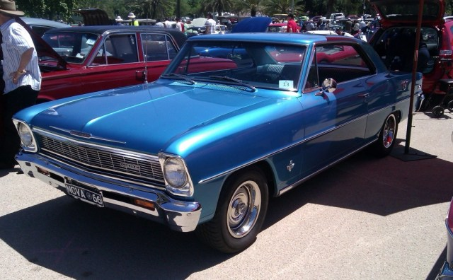 Fifth Generation Chevrolet Chevy II