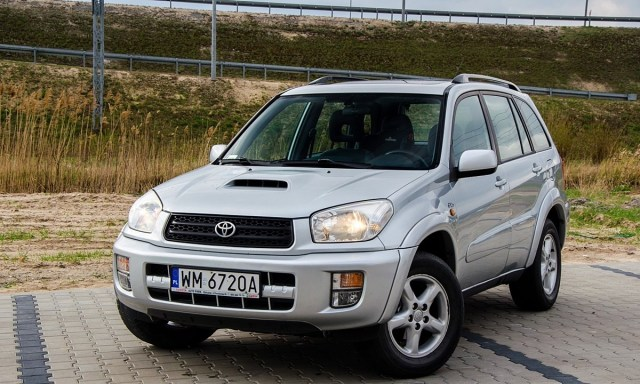 Toyota RAV4(2004-2012)