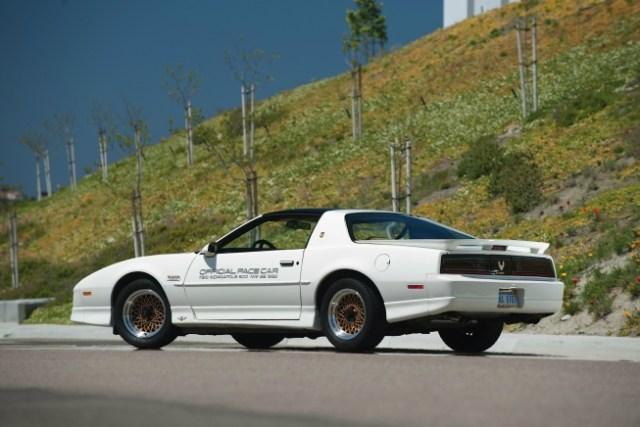 1989, Pontiac 20th Anniversary Trans Am