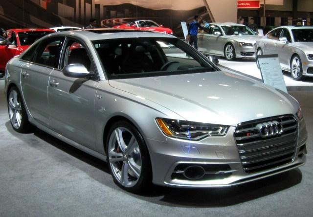Audi RS7 Quattro-Prestige