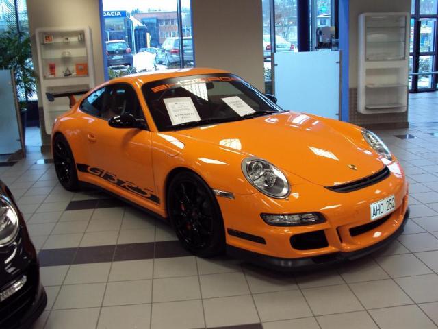 Porsche 911Carrera GT3RS