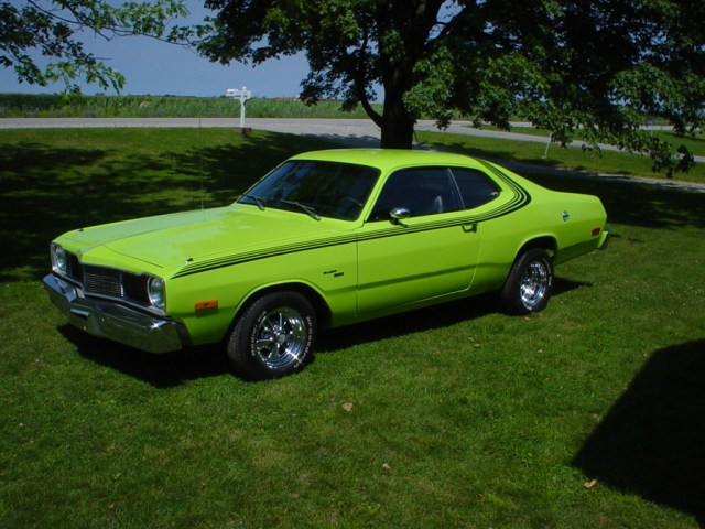 The 74–'76 Dodge, Dart Sport 360
