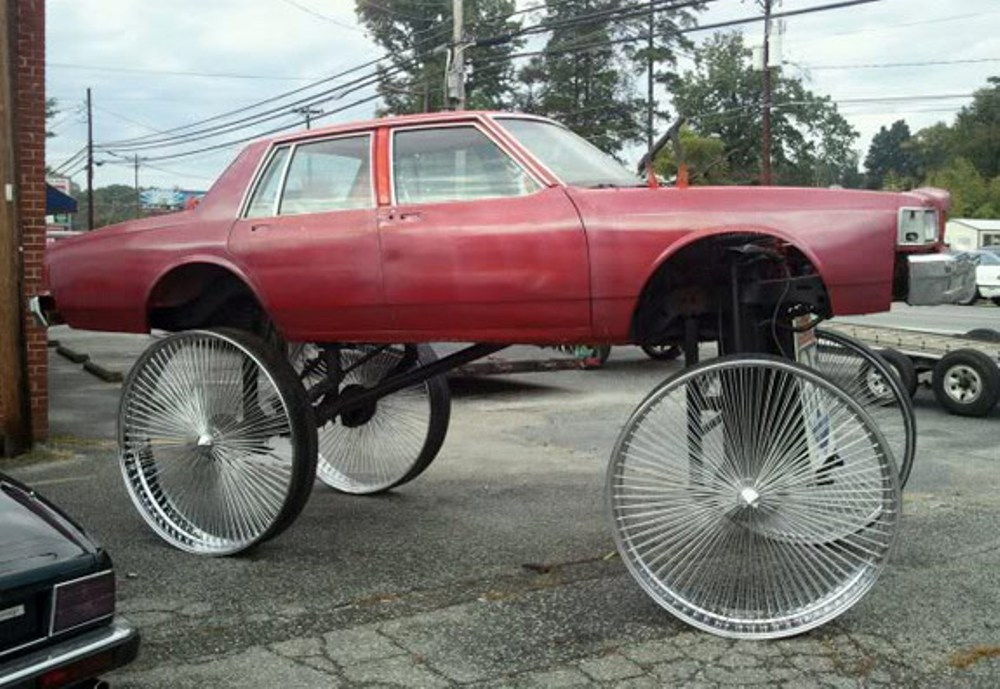 10 craziest donk cars we have ever seen