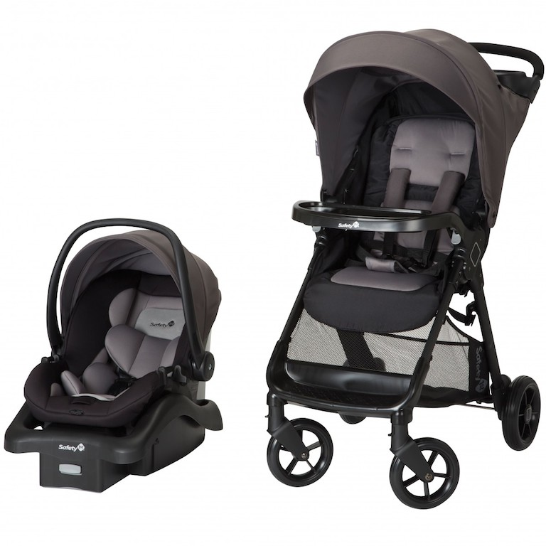 Safety St Onboard  Infant Car Seat Travel System