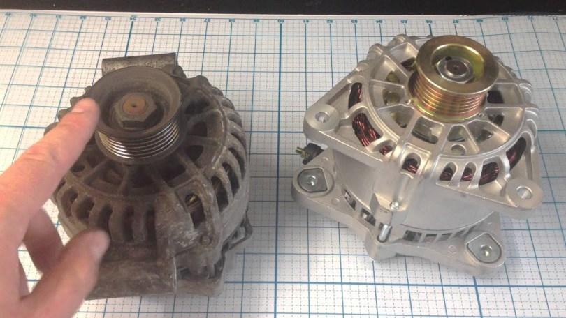 Image result for bad alternator