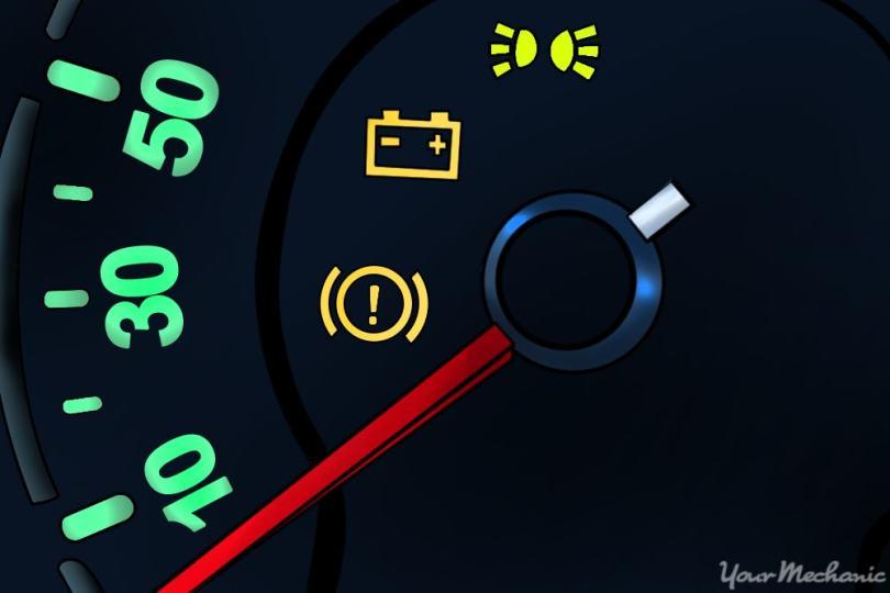 Image result for battery symbol on Dashboard Lights