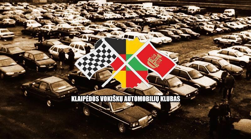 Klaipėdos vokiškų automobilių klubo pirmas pavasario susitikimas