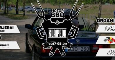 Klaipeda Motor BBQ 2017