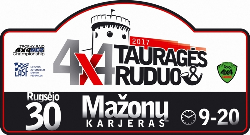 Tauragės Ruduo 2017