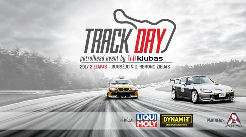 Trackday 2017 Stage II. Season finale